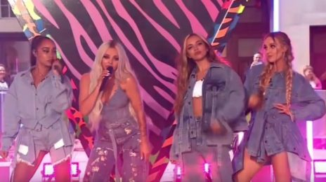 Little Mix Blaze BBC's 'The One Show' With Debut Performance Of 'Bounce Back' [Video]