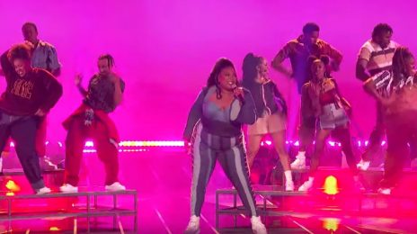 Lizzo Salutes 'Sister Act' With Stunning 'Juice' Performance At MTV Movie & TV Awards 2019