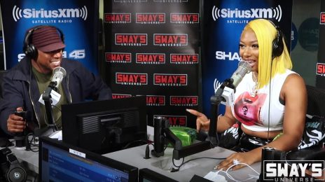 Megan Thee Stallion Scorches With Freestyle On Sway