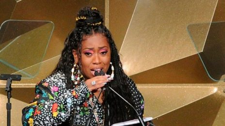 Watch:  Missy Elliott Inducted Into Songwriters Hall of Fame