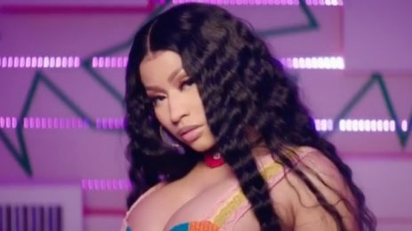 She's Coming! Nicki Minaj Unleashes 'Megatron' Video Trailer