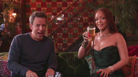 Rihanna Goes Day Drinking With Seth Meyers [Video]