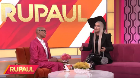 Watch:  Iggy Azalea Visits 'RuPaul' / Talks New Album, Plastic Surgery, Personal Drama, & More