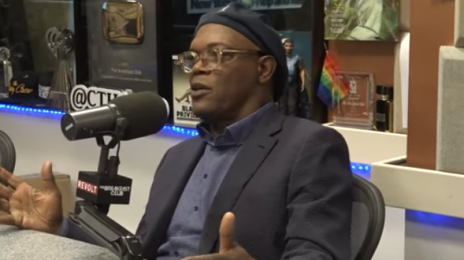 Watch: Samuel L. Jackson Talks Hollywood, 'Shaft', Life & Love At 'The Breakfast Club'