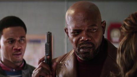 Extended Trailer: 'Shaft' [Starring Samuel L. Jackson & Jessie T Usher]