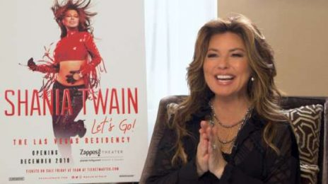 Shania Twain Announces New Las Vegas Residency