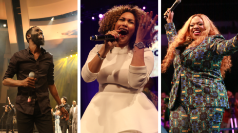 Tye Tribbett, Kierra Sheard, Keke Wyatt, & More Rock McDonald's 'Inspiration Celebration Gospel Tour' in Atlanta [Photos]