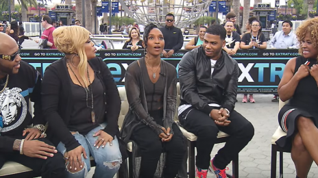 Watch:  TLC & Nelly Talk JOINT New Music, Summer Tour, & More