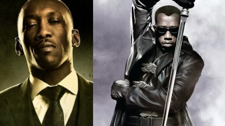 Official:  Mahershala Ali To Star As 'Blade' in Film Reboot