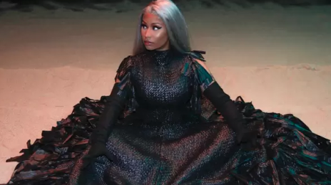 'Megatron': Nicki Minaj Songs Becomes The Most-Added Song At Rhythmic Radio