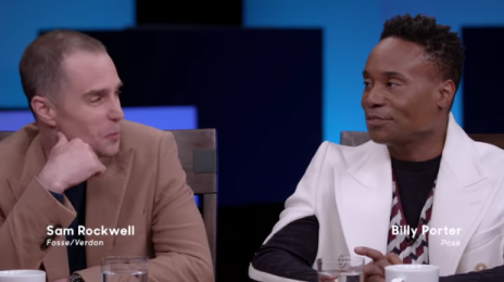 Watch: 'The Drama Actors Roundtable (Featuring Billy Porter)'