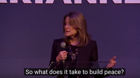 Watch: Marianne Williamson Live In Los Angeles