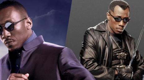 'Blade' Brothers: Wesley Snipes Congratulates Mahershala Ali