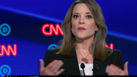 Marianne Williamson Soars During Latest Democratic Debates / Makes A Strong Case For Reparations