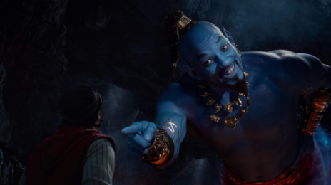 #Aladdin, Starring Will Smith, Crosses $1 Billion At Global Box Office