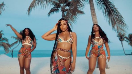 Ashanti Scorches With Pretty Little Thing Collaboration [Video]
