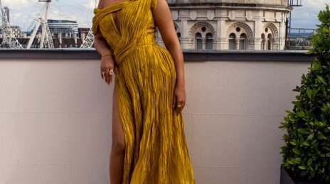 Hot Shots: Beyonce Slays London
