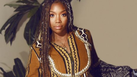 Brandy & Daniel Caesar's 'Love Again' Impacts Billboard Top 10