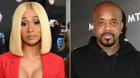 Jermaine Dupri:  Today's Female Rappers Are All 'Like Strippers Rapping' / Cardi B Responds