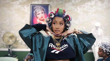 Cardi B Nails New Reebok Commercial