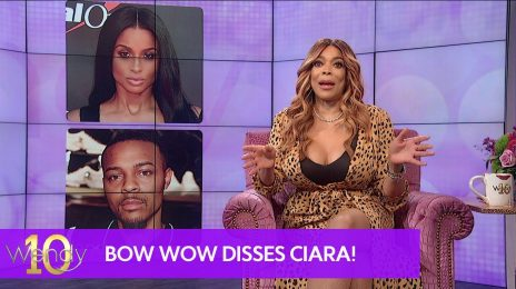 Watch:  Wendy Williams Checks 'Distasteful' Bow Wow for Dissing Ciara