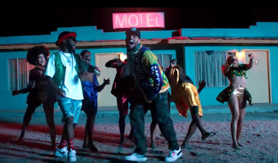 New Video: Davido & Chris Brown - 'Blow My Mind' - That