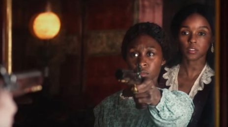 Movie Trailer: 'Harriet' [Starring Cynthia Erivo & Janelle Monae]