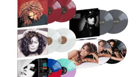 Janet Jackson Announces Vinyl Release Of Top Albums