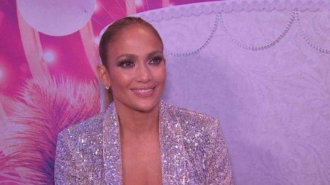 Watch:  Jennifer Lopez Dishes on 'Hustlers,' Teases Headlining Super Bowl 2020, & More