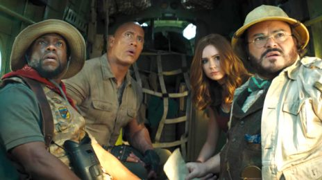 Movie Trailer: 'Jumanji: The Next Level' [Starring The Rock & Kevin Hart]