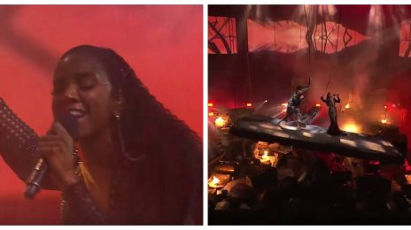 Kelly Rowland Electrifies 'The Voice Australia' With Michael Jackson's 'Earth Song' [Performance]