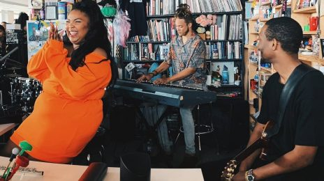 Watch:  Lizzo Wows with NPR Tiny Desk Concert