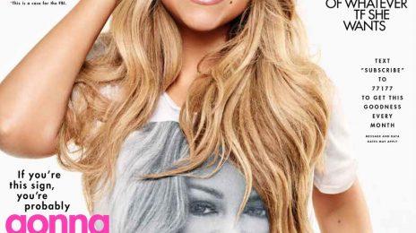Mariah Carey Covers Cosmopolitan / Talks Career, THAT New Year's Performance, & More