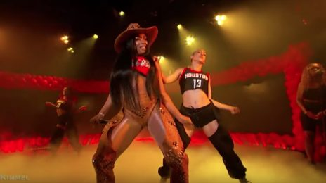 Megan Thee Stallion Scorches 'Kimmel' With 'Big Ole Freak' & More