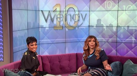 Monica Talks Divorce, New Music, & More On 'Wendy' / Performs 'Commitment'