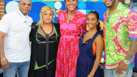 Did You Miss It? TLC, Nelly, & Flo Rida Rock 'Good Morning America' With Hits Medley [Video]