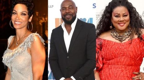Nicole Murphy Apologizes For Kissing Lela Rochon's Husband, Antoine Fuqua