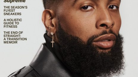 Odell Beckham Jr Covers GQ / Addresses Gay Rumors