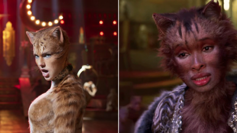 Movie Trailer: 'Cats' [Starring Taylor Swift, Jennifer Hudson, Idris Elba]