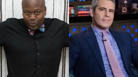 Tituss Burgess Slams Andy Cohen:  'She Can Be a Messy Queen'