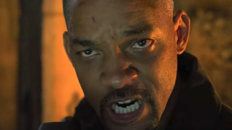 Extended Movie Trailer: Will Smith's 'Gemini Man'