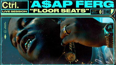 Watch: ASAP Ferg Performs 'Floor Seats' For VEVO'S 'CTRL'