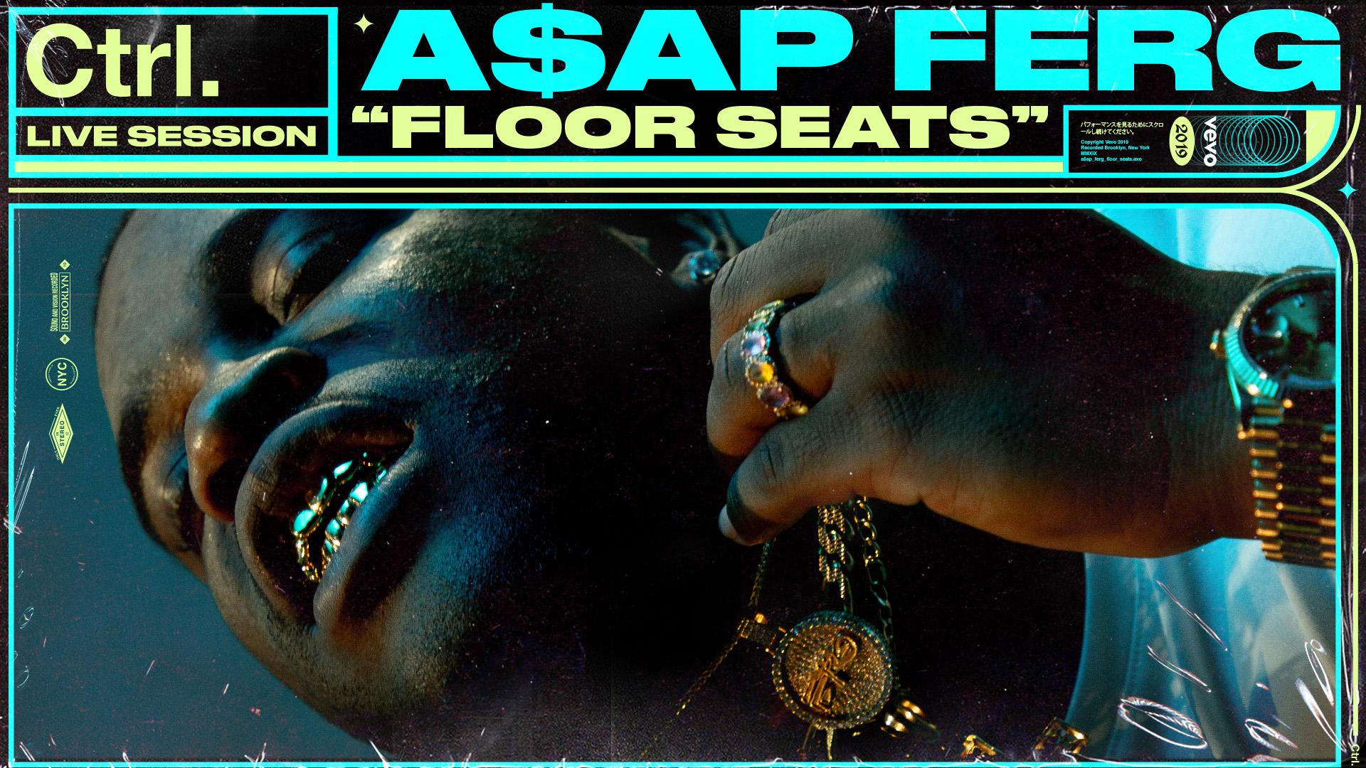 Watch: ASAP Ferg Performs 'Floor Seats