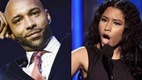 Nicki Minaj & Joe Budden Clash On #QueenRadio