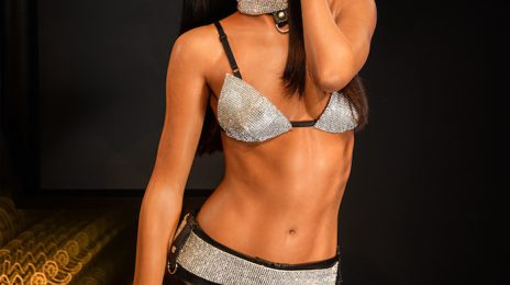 Aaliyah Honored With Wax Figure At Madame Tussauds