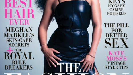 Alicia Keys Covers Harper's Bazaar's ICONS Issue / Talks New Album & More