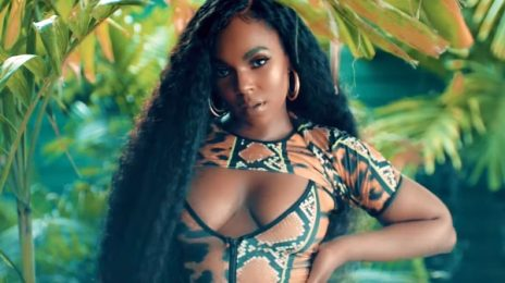 New Video: Ashanti - 'Pretty Little Thing (ft. Afro B)'