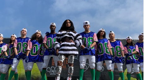 Watch:  Ciara Performs 'Set' at Nickelodeon's 2019 Kids Choice Sports & Gets Slimed