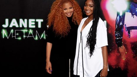 "Janet Jackson Meets With Normani / Says ""I'm Proud Of You, I'm Here For You"""