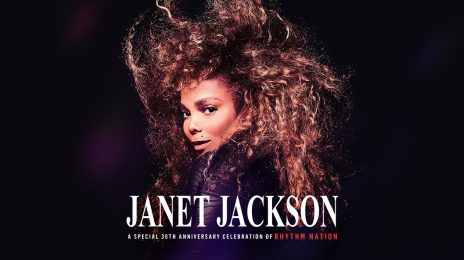 Janet Jackson Announces 'Rhythm Nation' 30th Anniversary Shows In Hawaii